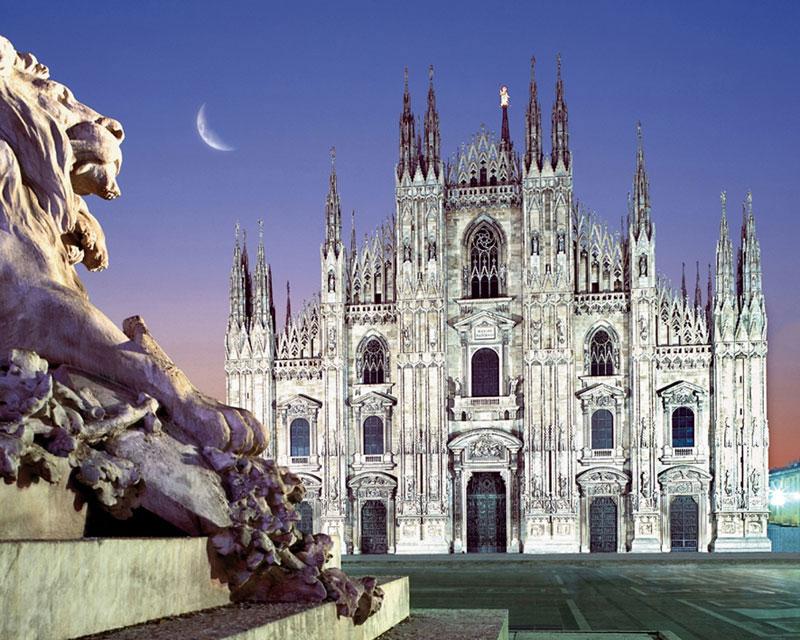 Duomo, Milan Castles Jigsaw Puzzle