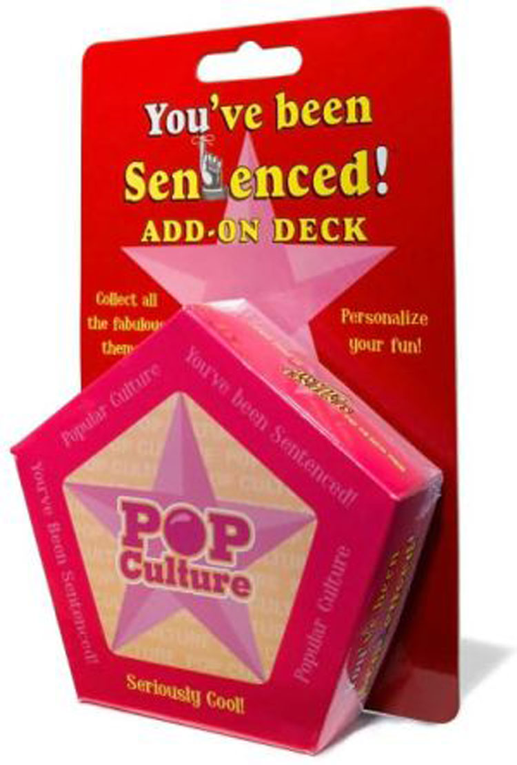 Pop Culture Add-on Deck