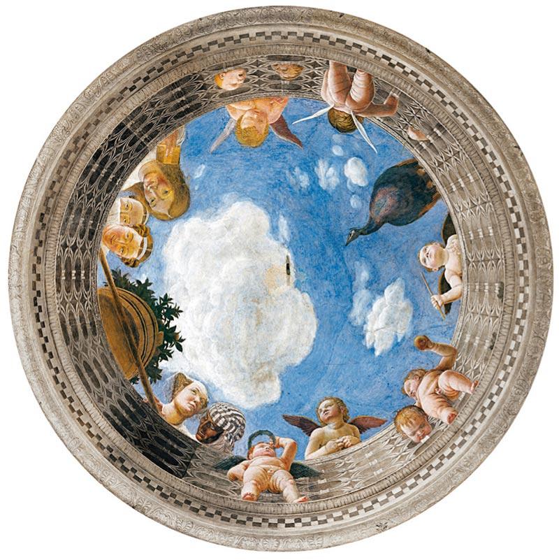 Mantegna Fine Art Shaped Puzzle