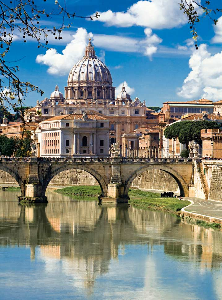 Roma Travel Jigsaw Puzzle