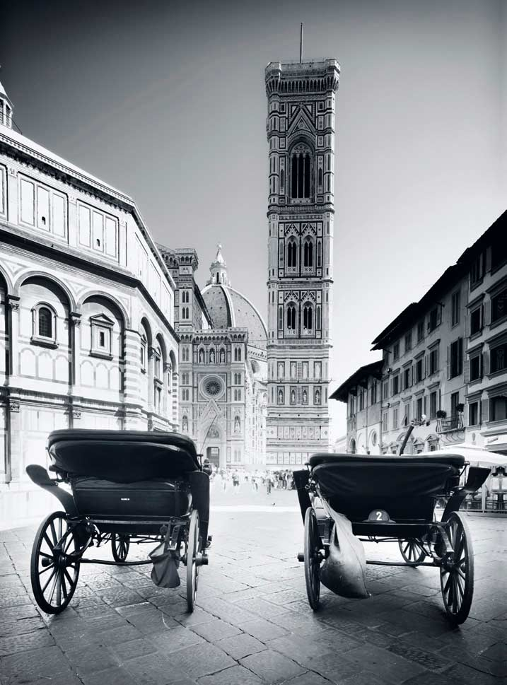 Firenze black white