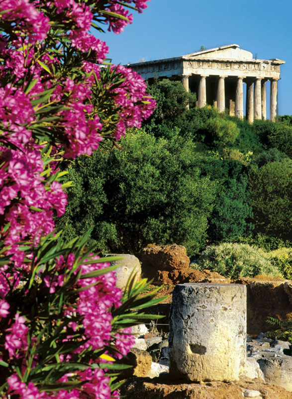 Greece Mother's Day Jigsaw Puzzle