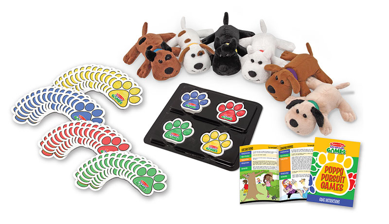 Puppy Pursuit Games - Scratch and Dent