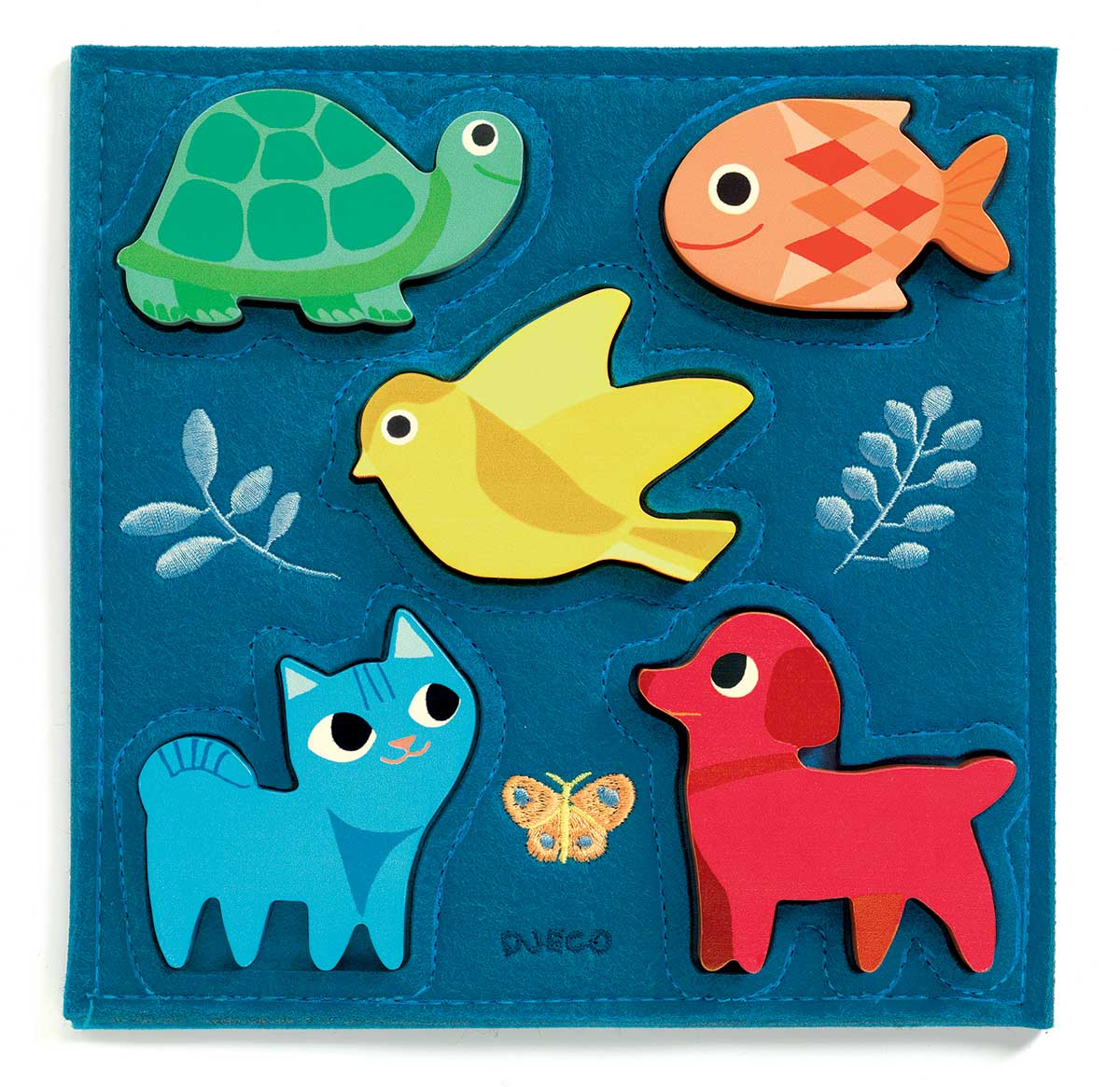 Gataki Animals Children's Puzzles