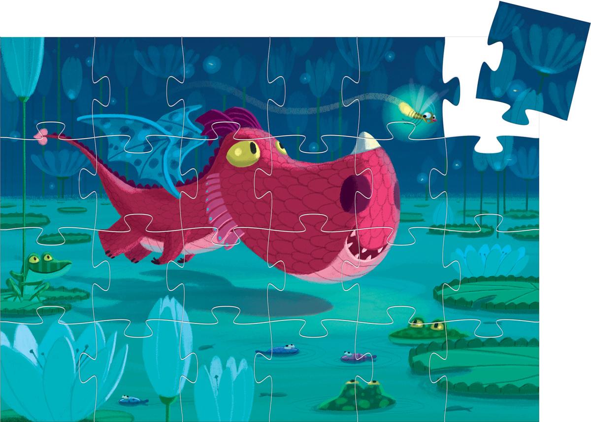 Edmond the Dragon Dragons Jigsaw Puzzle