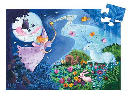 The Fairy And The Unicorn Fairies Children's Puzzles