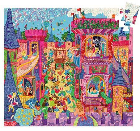 The Fairy Castle Castles Children's Puzzles
