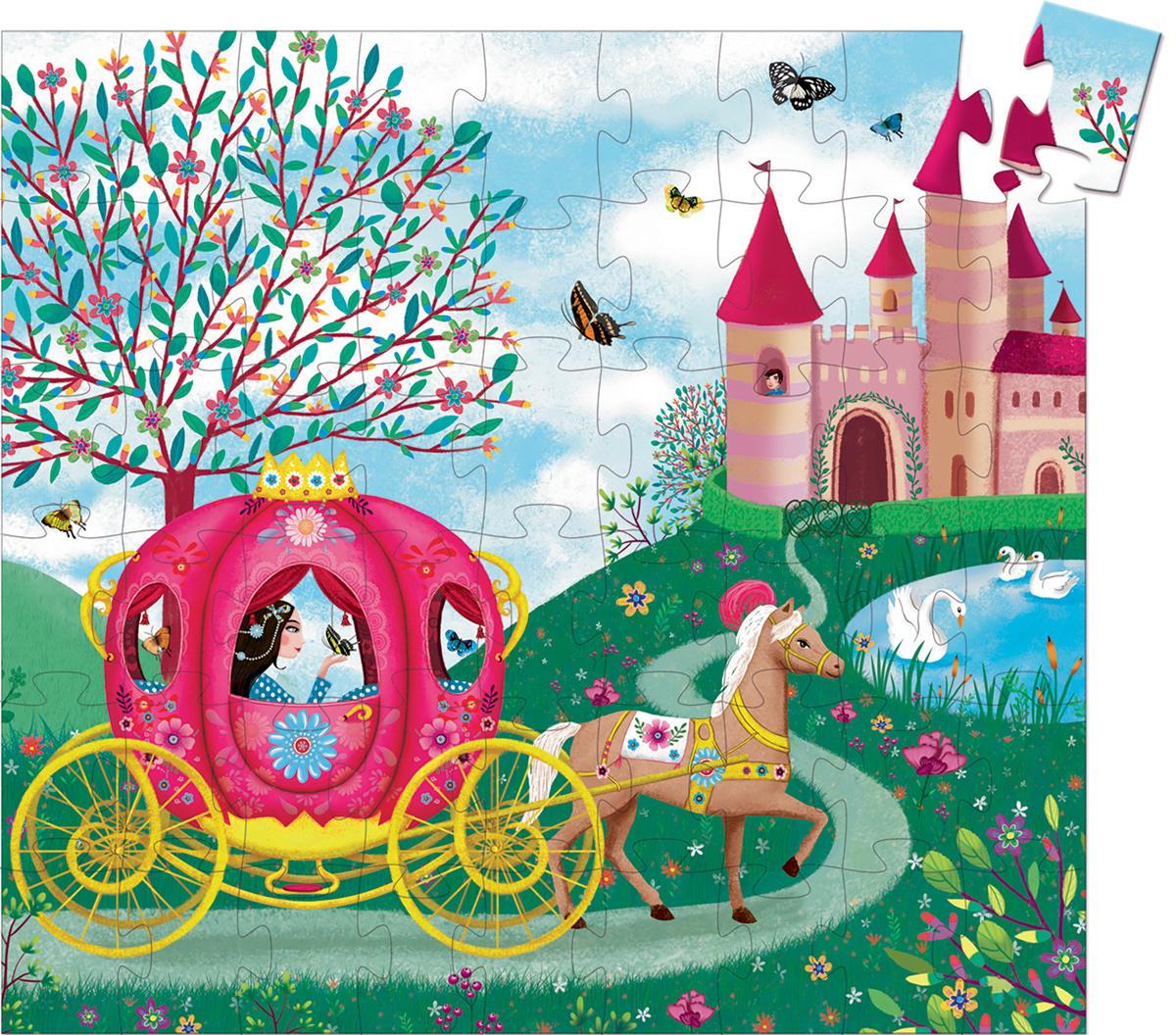 Elise's Carriage Fantasy Jigsaw Puzzle