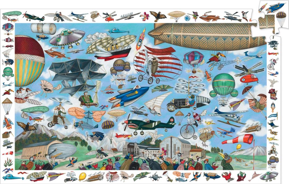 Aero Club Travel Jigsaw Puzzle