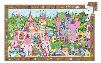 Princess Princess Children's Puzzles