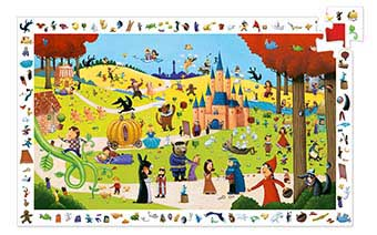 Tales Fantasy Children's Puzzles