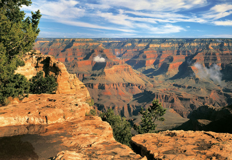 Grand Canyon South Rim Mountains Jigsaw Puzzle