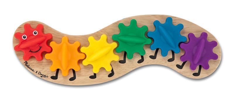 Caterpillar Gear Toy