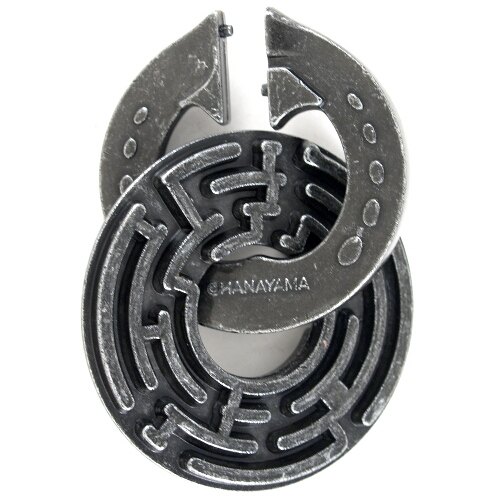 Hanayama - Labyrinth Father's Day