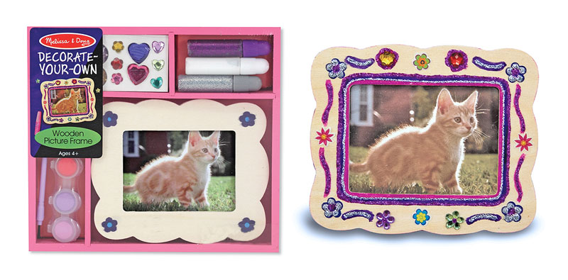 Wooden Picture Frame - DYO Arts and Crafts