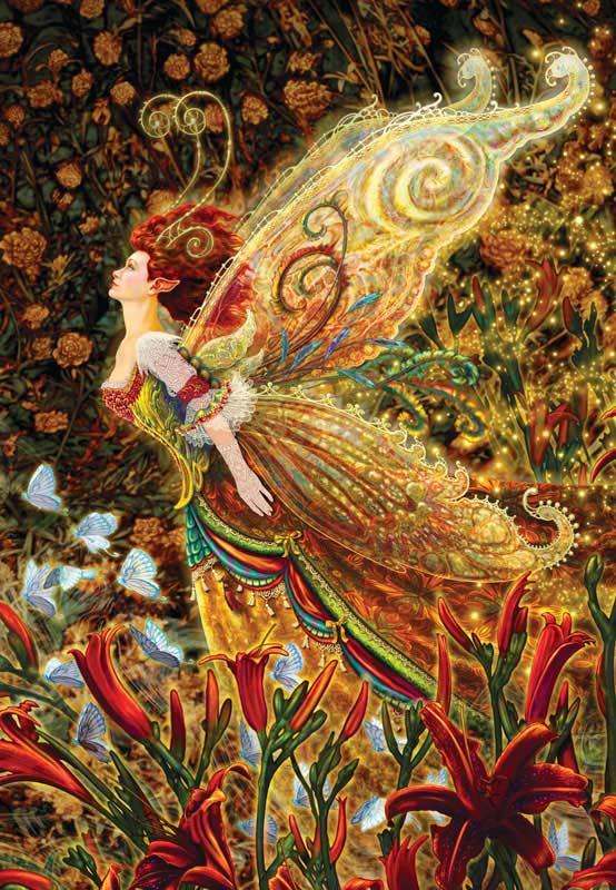 Fantasy - Lily, Glow in the Dark! Fairies Glow in the Dark