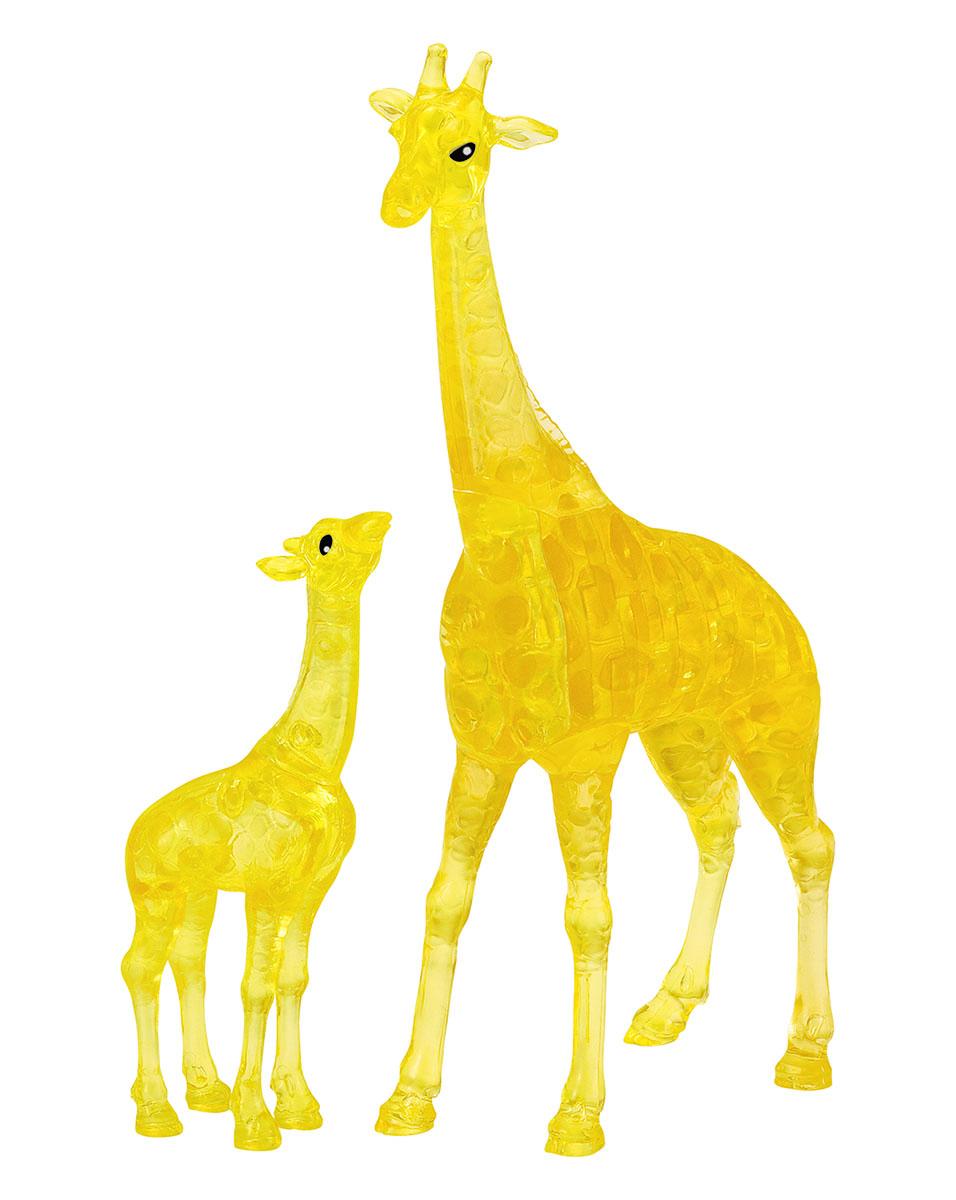 Giraffe & Baby Animals Jigsaw Puzzle