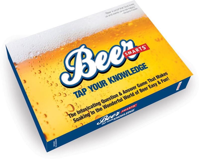 Beer Smarts Game 2.0 Card Game