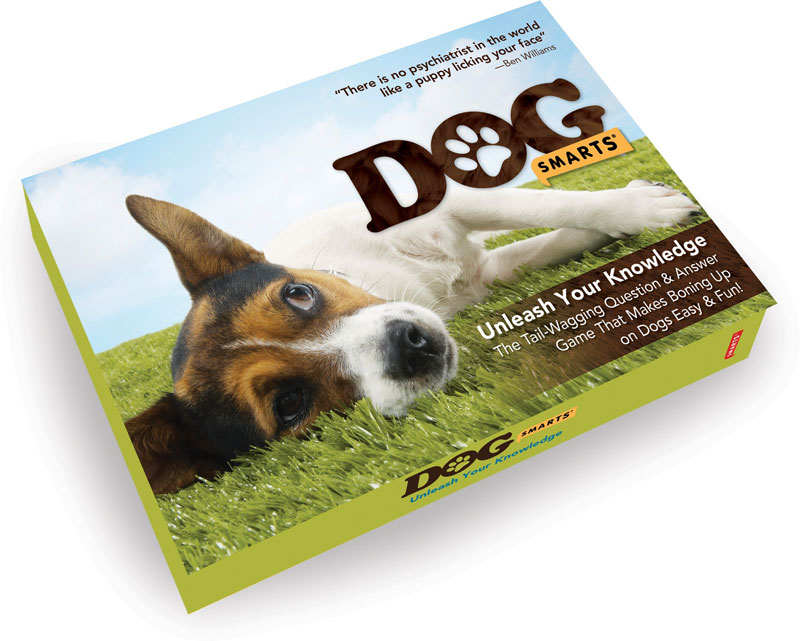 Dog Smarts Game 2.0 Card Game