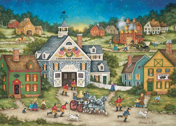 Heartland - To the Rescue Countryside Jigsaw Puzzle
