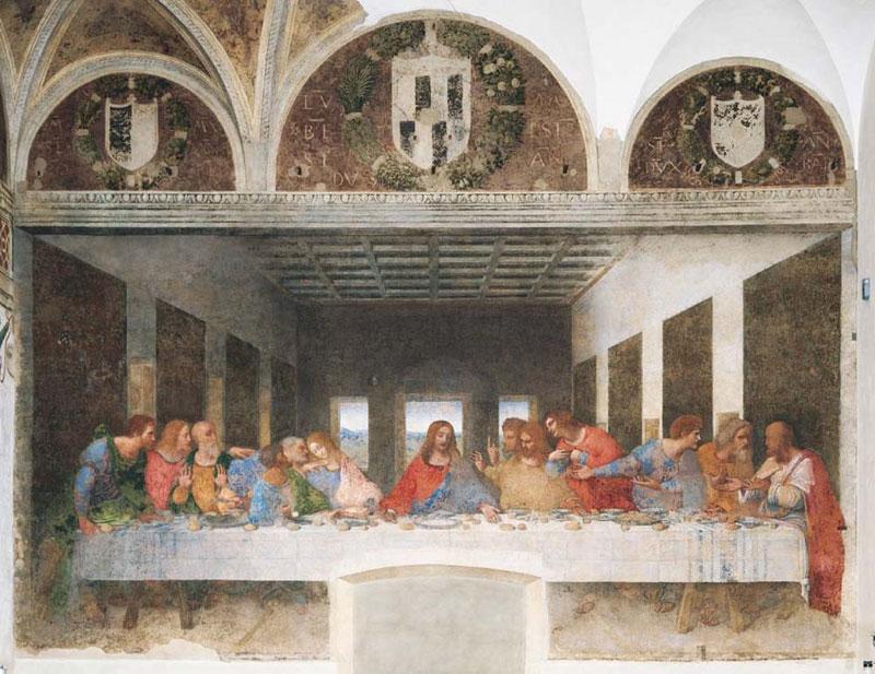 The Last Supper Renaissance Jigsaw Puzzle