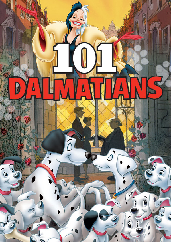 101 Dalmations Disney Jigsaw Puzzle