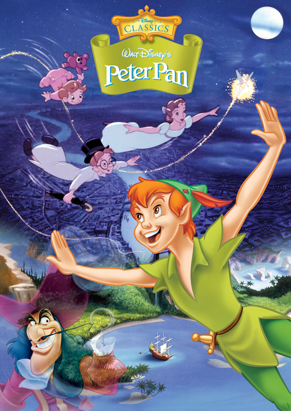 Disney Peter Pan Jigsaw Puzzle