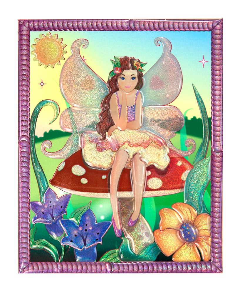 Peel and Press Mini - Fairy Fairies Activity Books and Stickers