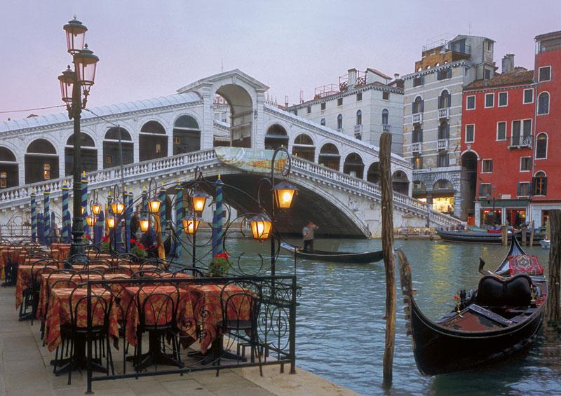 Venice Bridges Jigsaw Puzzle