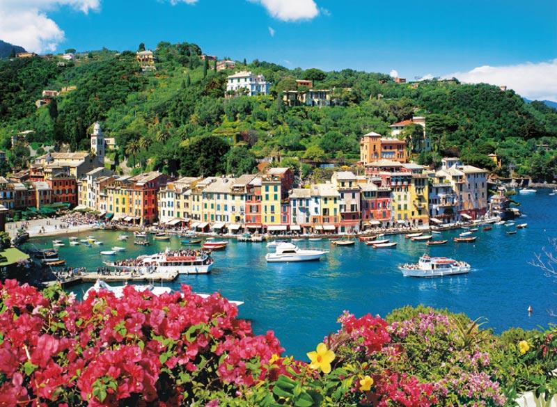 Portofino - Scratch and Dent Travel Jigsaw Puzzle