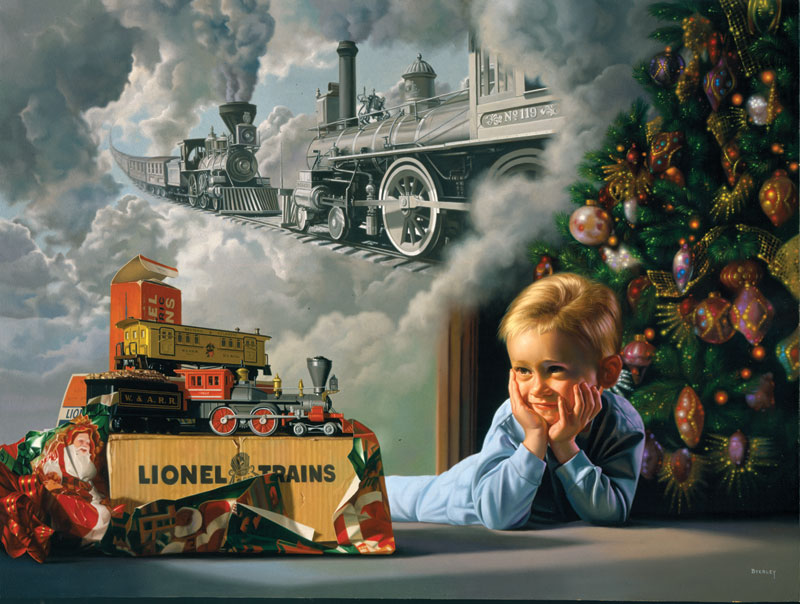 The General Trains Jigsaw Puzzle