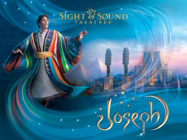 Joseph, Sight & Sound Religious Jigsaw Puzzle