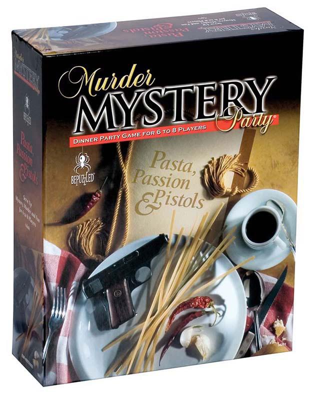 Pasta, Passion & Pistols Game (4)