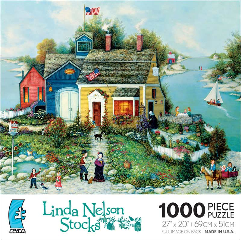 Gifts from the Garden Jigsaw Puzzle