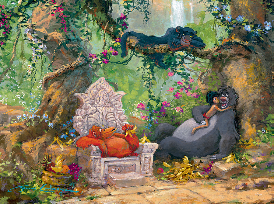 I Wanna Be Like You Disney Jigsaw Puzzle