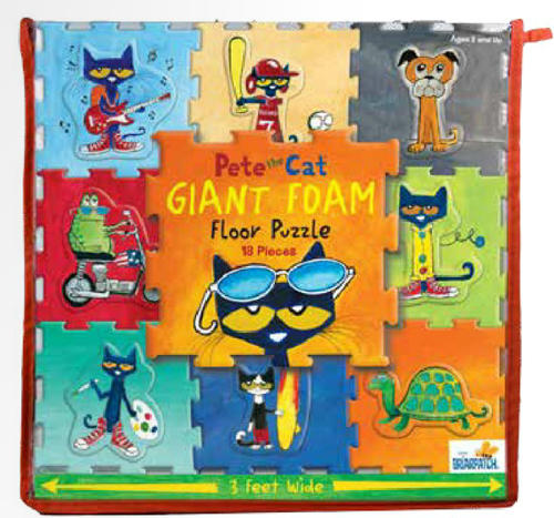 Pete the Cat Movies / Books / TV Children's Puzzles