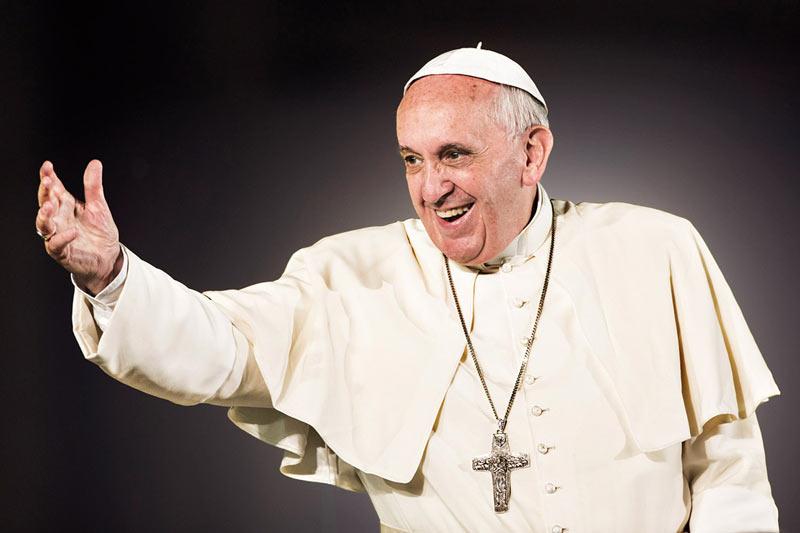 Papa Francesco Religious Jigsaw Puzzle