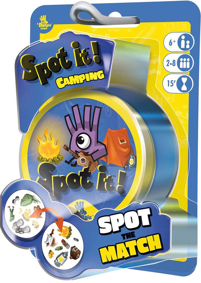 Spot It! Camping (Peg/Blister)