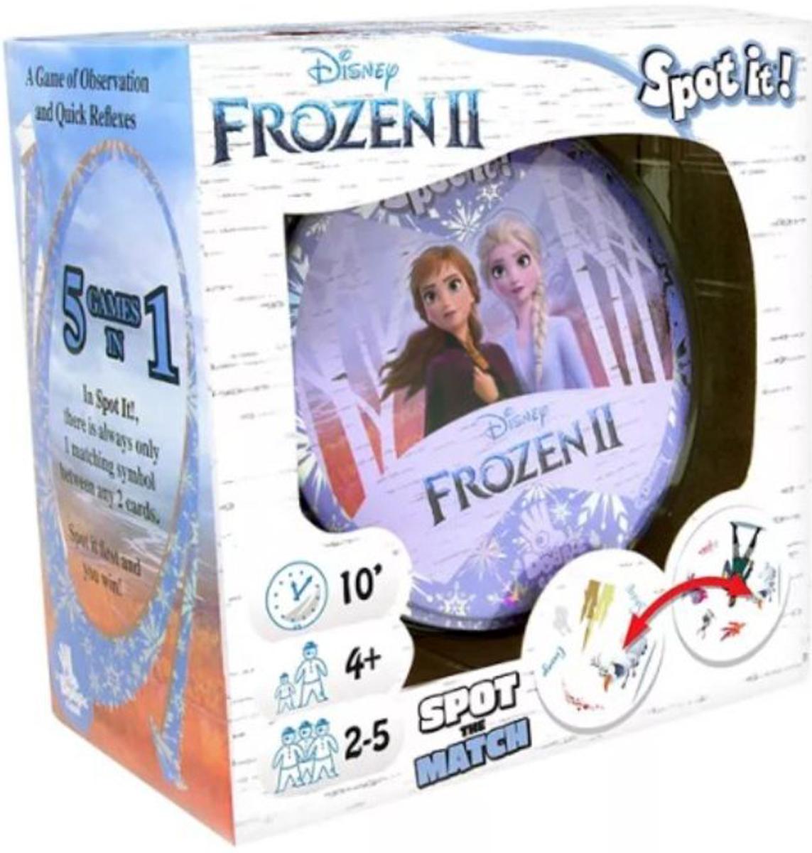 Spot  It! Frozen 2