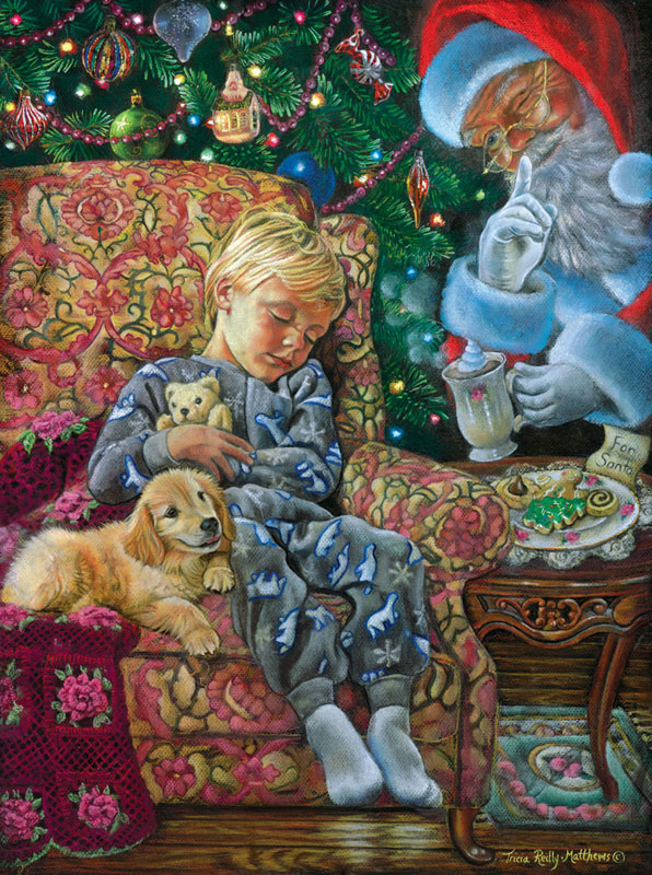 I Still Believe Christmas Jigsaw Puzzle