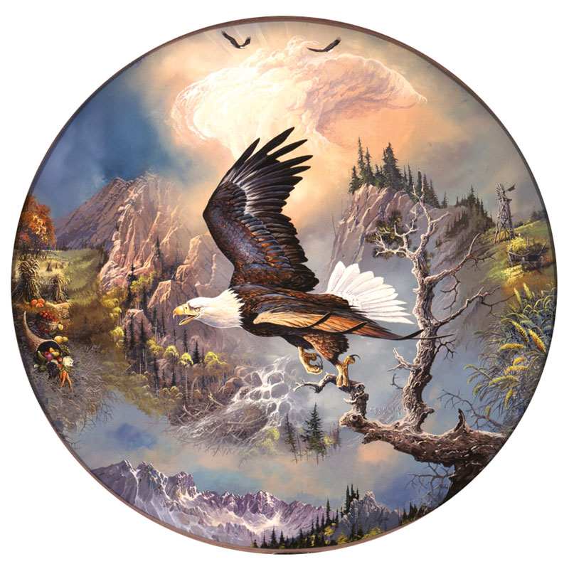 Bald Eagle Eagles Jigsaw Puzzle