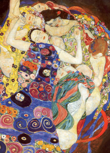 The Virgin - Scratch and Dent Contemporary & Modern Art Jigsaw Puzzle