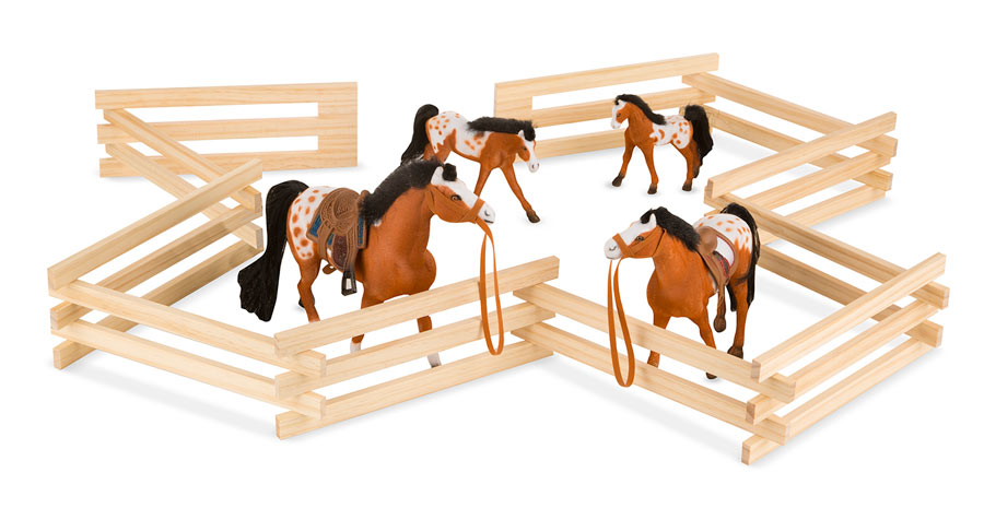Horse Corral Fence