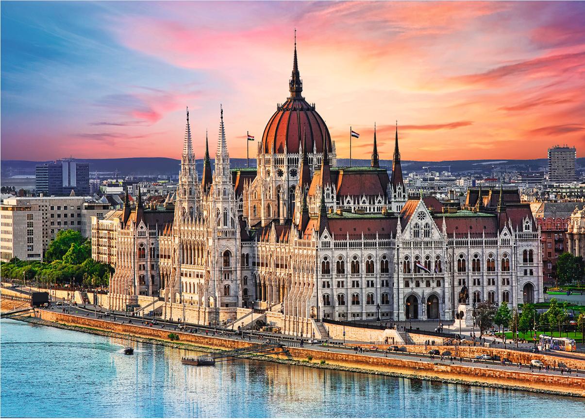 Budapest, Hungary Travel Jigsaw Puzzle