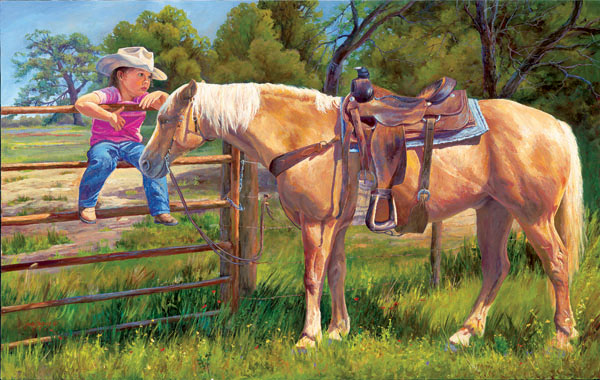 If Only I Could Horses Jigsaw Puzzle