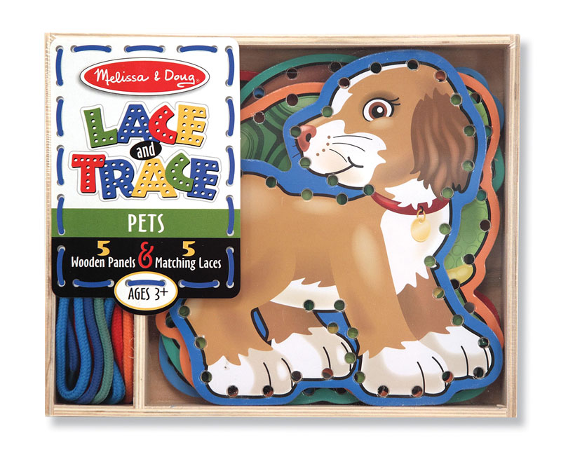 Lace & Trace Pets Toy