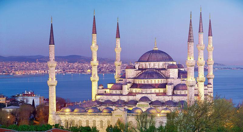 Istanbul Travel Jigsaw Puzzle