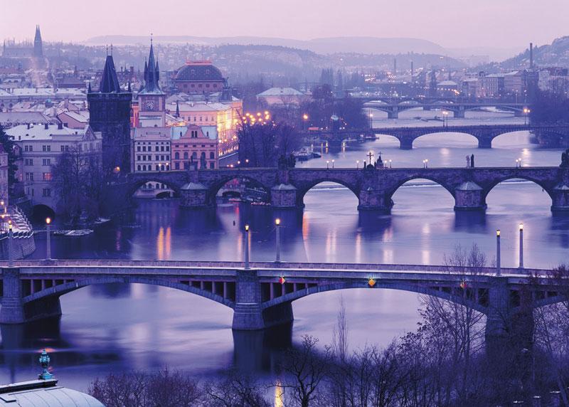 Prague Travel Jigsaw Puzzle