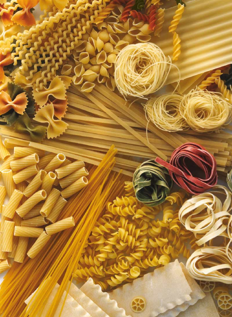 Dry Pasta Food and Drink Jigsaw Puzzle