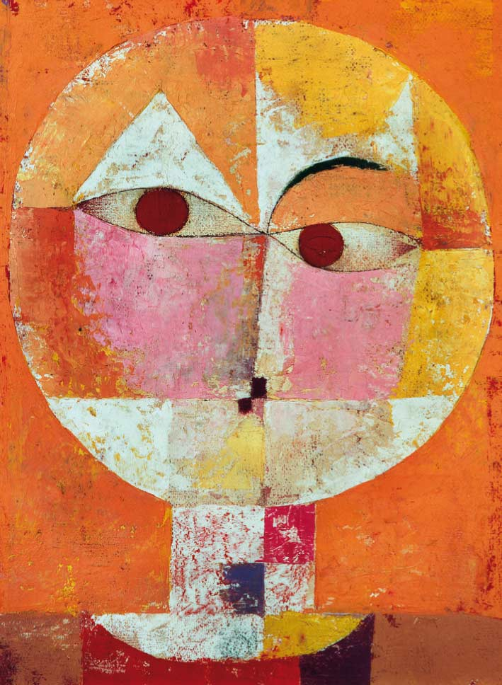 Klee - Selencio Abstract Jigsaw Puzzle